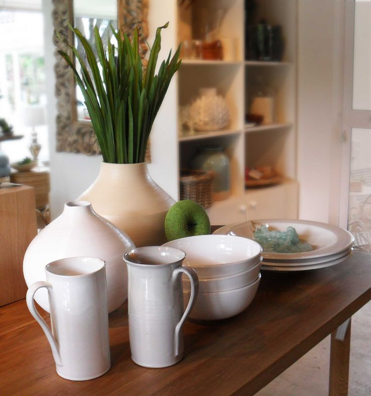 Beautiful new ceramics - Inside Out Home Boutique