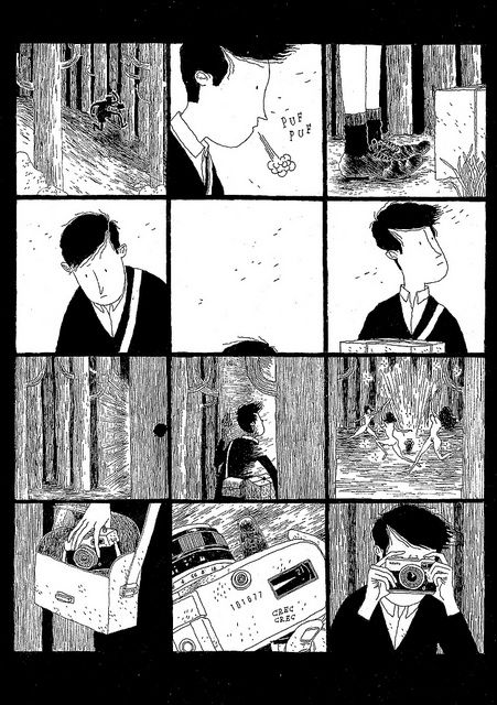 Prick Page 2 by Mateus Acioli, via Flickr