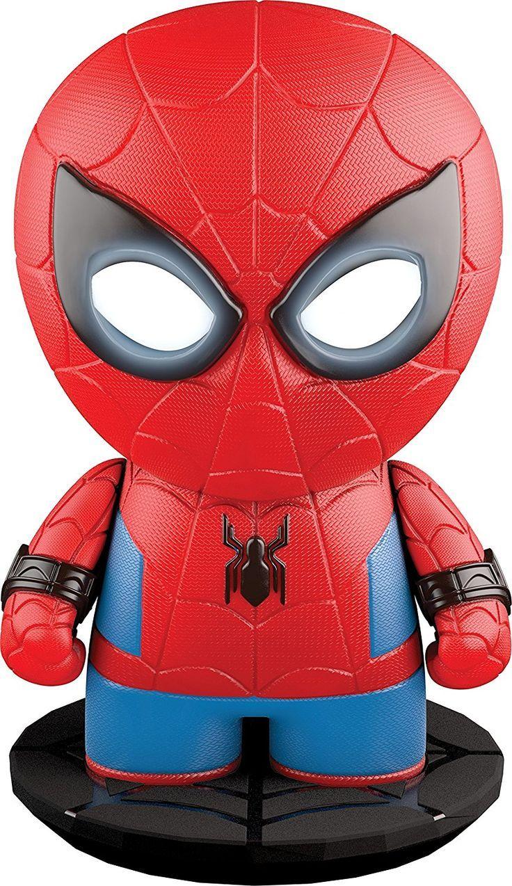 Haus vorderseite seitenwand design sphero spiderman  appgesteuerter interaktiver superheld  coole