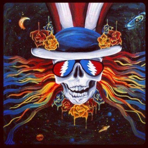 Grateful Dead Head Blog