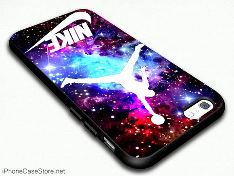 Nike Just Do It Jump Basketball Case Cover For iPhone 6 / iPhone 6 Plus