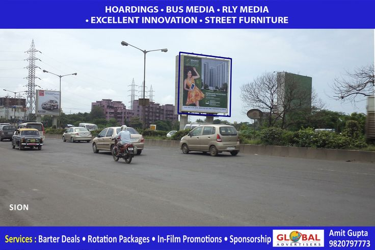 #Monarch #Builders #outdoor #Hoardings in #SION By #GlobalAdvertisers