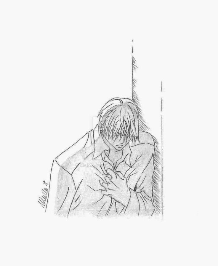 Without you... by Reika77.deviantart.com on @DeviantArt #vampireknight #zero #kiryu #fanart #manga #anime