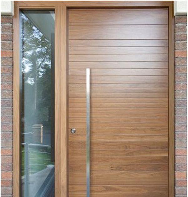 25 Models Of Minimalist House Doors Many Design Options 25 Model Pintu Rumah Minimalis Banyak Pi In 2020 Contemporary Front Doors Front Door Design Front Doors Uk