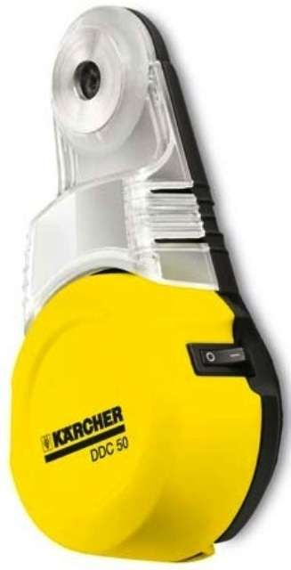 Vacuuming Drill Accessories - The Karcher Drill Dust Collector Takes the Dirt Out of DIY