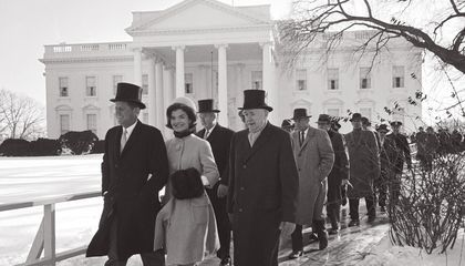 JFK's Presidency Was Custom Made for the Golden Age of Photojournalism A new exhibition at the Smithsonian American Art Museum concentrates on the White House's most photogenic couple