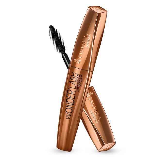 A breakthrough mascara—infused with restorative argan oil—conditions lashes to build volume, shine, and softness with a single flick. Rimmel Wonder'Lash Mascara with Argan Oil, $9; rimmellondon.com - Photo: Courtesy of Rimmel London
