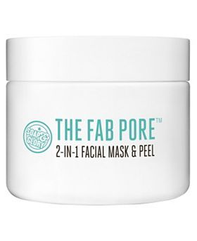 Soap & Glory™ Fab Pore™ 2-in-1 Facial Pore Purifying Mask & Peel