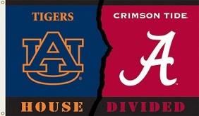 House Divided - Alabama/Auburn Game Day!