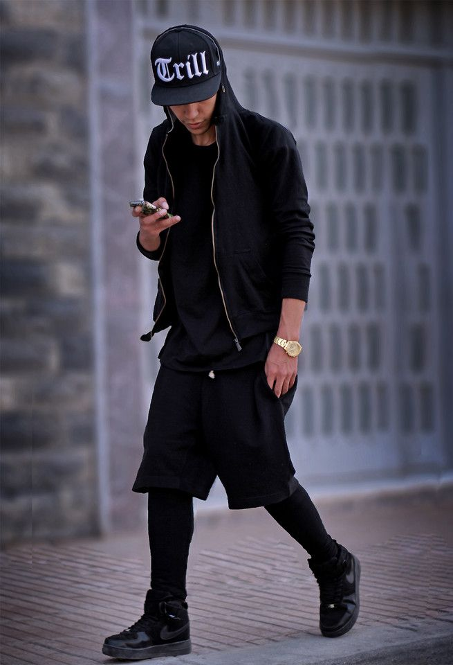 Paris Hip Hop inspiration. Want this outfit.   I Want One ...
