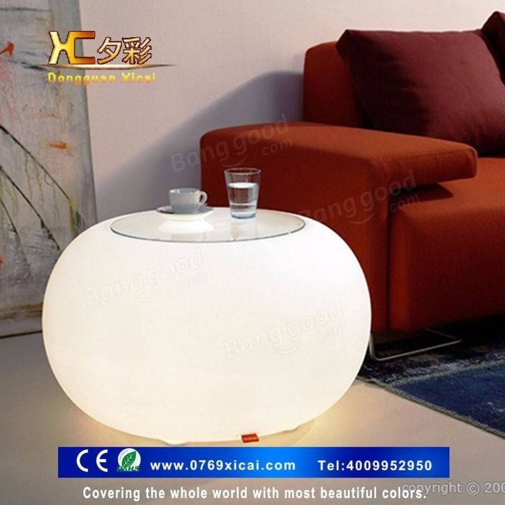 Creative Remote Control LED Bar Table KTV Bar Home Garden Light Decor at Banggood sold out