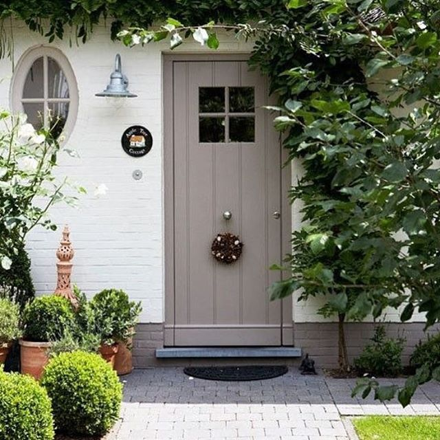 Door color farrow and ball charlestongray