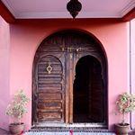 Moroccan door !  Je vous souhaite un excellent début de semaine !