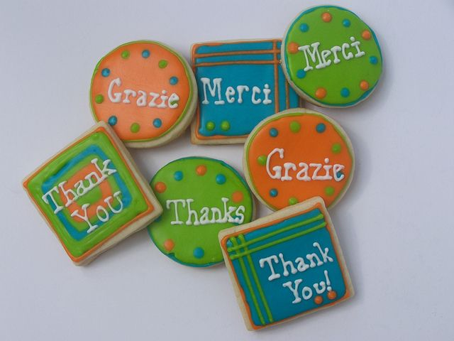 Thank You Cookies | Flickr - Photo Sharing!