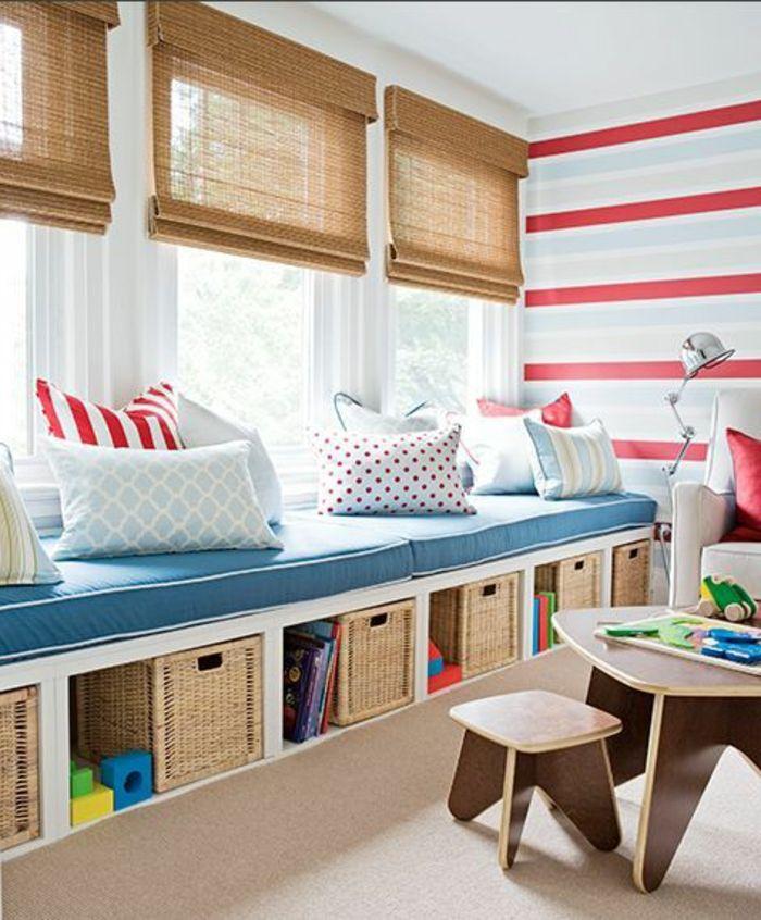 banc de rangement banquette avec rangement et plusieurs. Black Bedroom Furniture Sets. Home Design Ideas