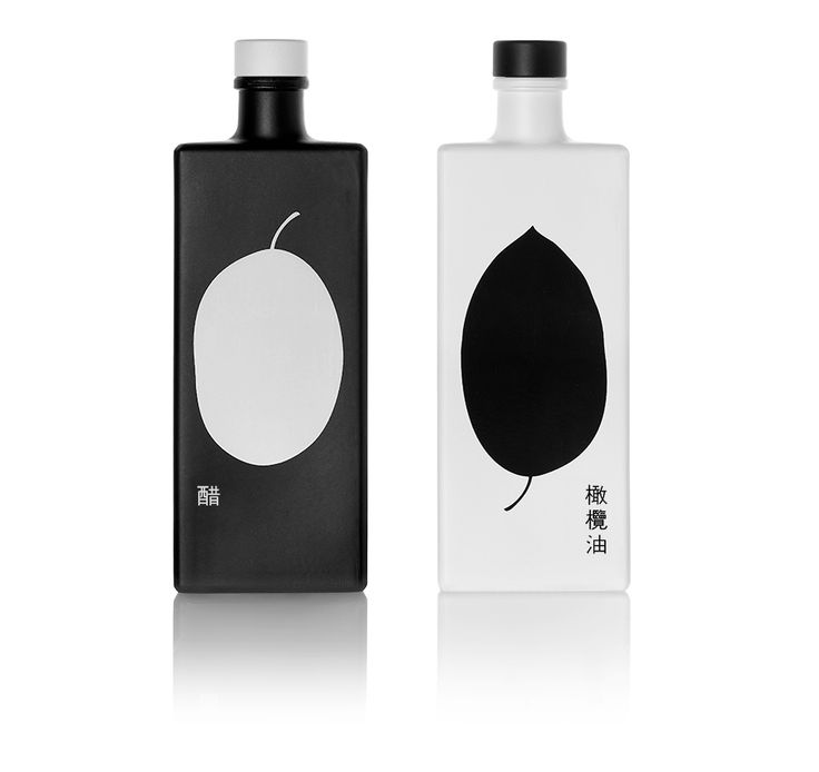 GAEA Oil and Vinegar on Packaging of the World - Creative Package Design Gallery
