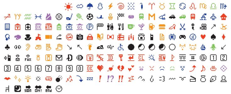 We are thrilled to announce the addition of NTT DOCOMO's original set of 176 emoji to the MoMA collection. Developed under the supervision…