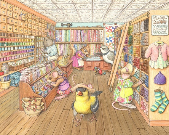 Knitting Stores Calgary : Ideas about yarn shop on pinterest store