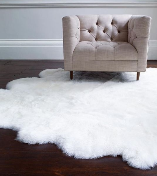 1000+ Images About Animal Prints: Sheepskin On Pinterest