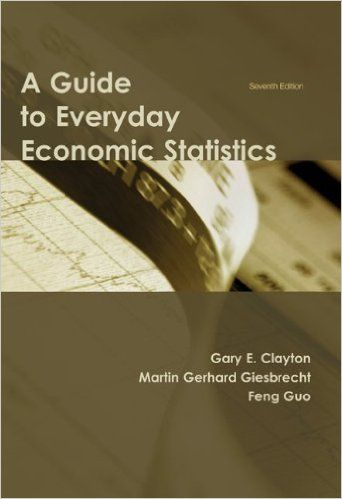 246 best economics genderpolicy books images on pinterest book a guide to everyday economic statistics irwin economics fandeluxe Images