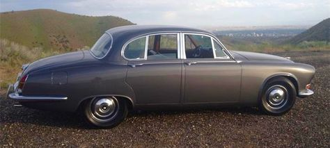 Pick of the Day: 1967 Jaguar 420 | Classic Car News by ClassicCars.com | #DriveyourDream