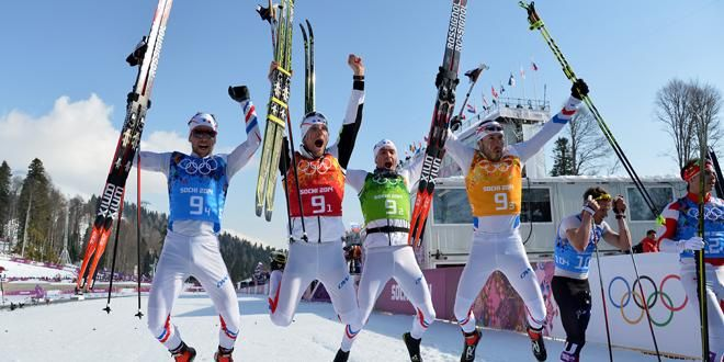 Sotchi 2014 - Les grands moments des Jeux Olympiques de Sotchi - Jeux paralympiques Sotchi 2014