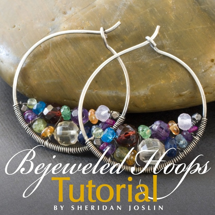 301 best Wire Wrapped Bead DIYs images on Pinterest   Jewelry ...
