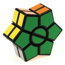 LLTOYS Brand 2-Layers Hexagonal Cube David Star Shaped Puzzle Neo cube Speed Twist Cubo Magico Game Educational Toy