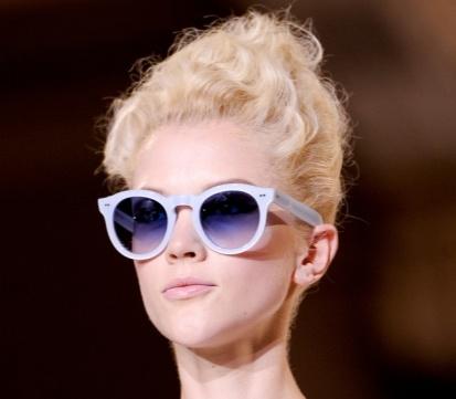 Trend: De ronde zonnebril