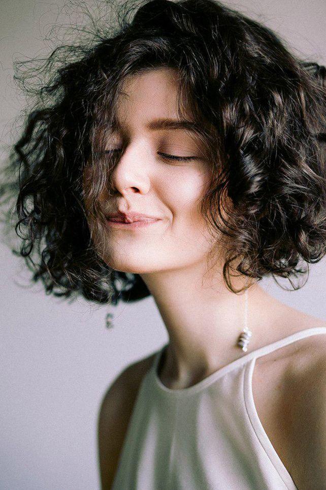 Kurzhaarfrisuren Locken 26 | Haarschnitt in 26 ...