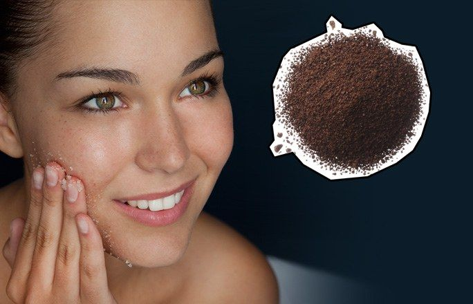 Körper-Peeling mit Kaffee - Peeling selber machen - schön
