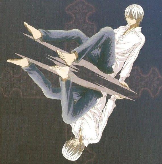 Vampire Knight Ichiru | zero & ichiru - vampire knight - mimoko - Photos - Club Ados.fr