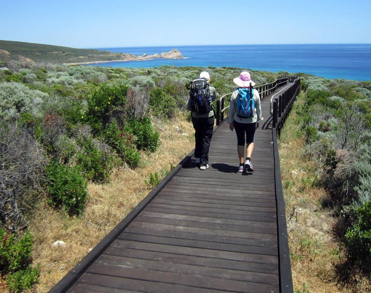 Tackle one of the world's great long distance walk trails – the Bibbulmun Track – hike from Cape to Cape or stroll the Kings Park Botanical Walk.