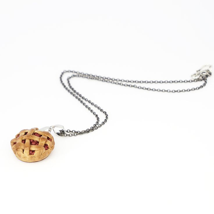 Cherry Tart Necklace