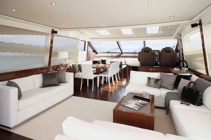 Princess Yachts can see myself relaxing on board.