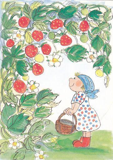 Marja matkalla...(Berries on the way)