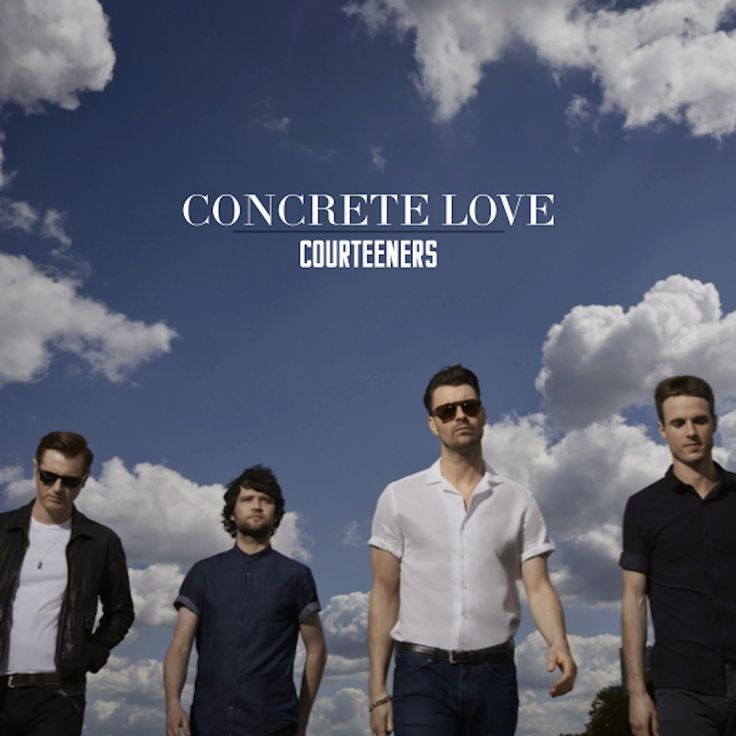 Courteeners to release their fourth album Concrete Love