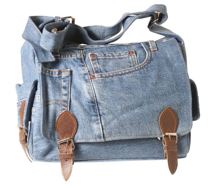 Jeanstasche Student -