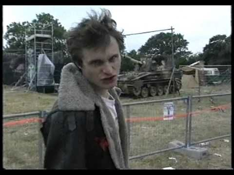 Alan Parker Urban Warrior - Glastonbury 1995