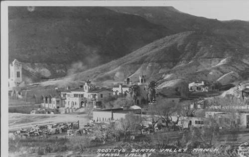 Scotty's Death Valley Ranch, Death Valley. http://digitallibrary.usc.edu/cdm/ref/collection/p15799coll77/id/201