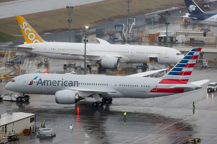 Primul Boeing 787-8 American Airlines | Airlines Travel