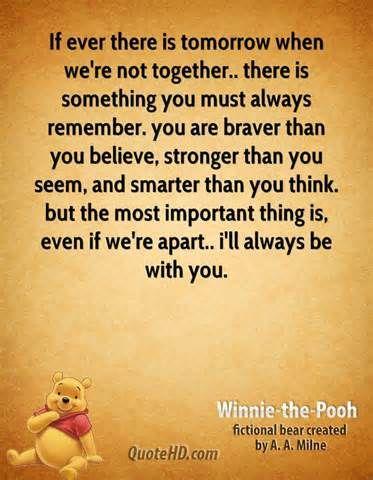 Rabbit Winnie The Pooh Quotes.