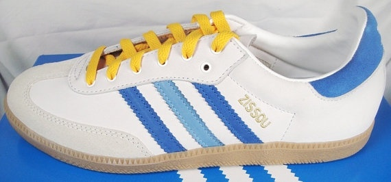 Team Zissou Shoes from The Life Aquatic Film by teamzissoushoes, $175