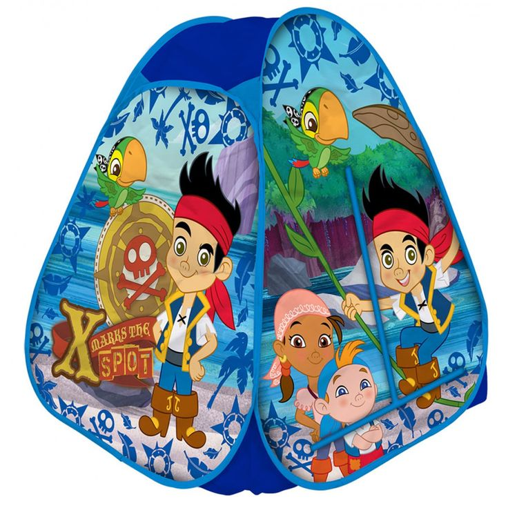 Jake and the Never Land Pirates Play Tent from Funstra Toys