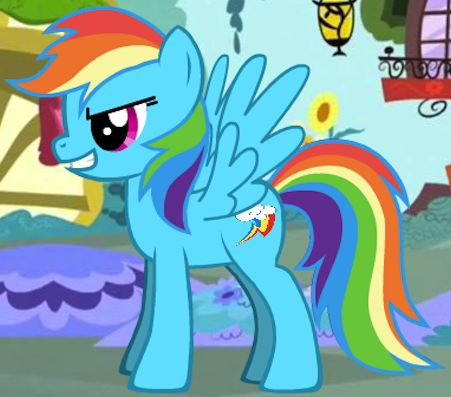 Main Six made in Pony Creator - My Little Pony Friendship is Magic ...