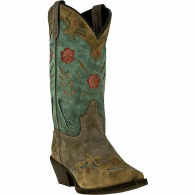 Laredo Women's Miss Kate 11 in. Shaft Leather Boot
