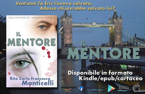 """""""Il mentore"""" ora anche in edizione cartacea. Conosci il detective Shaw… http://www.anakina.net/dblog/articolo.asp?articolo=516 #thriller #ilmentore"""