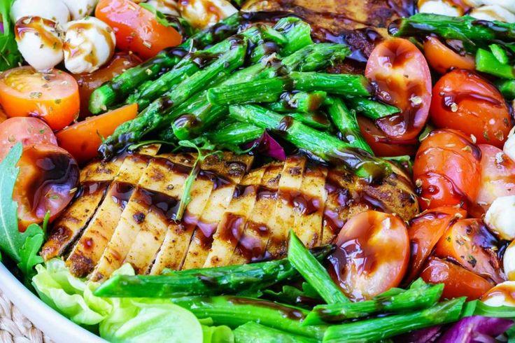 Caprese Chicken Salad recipe