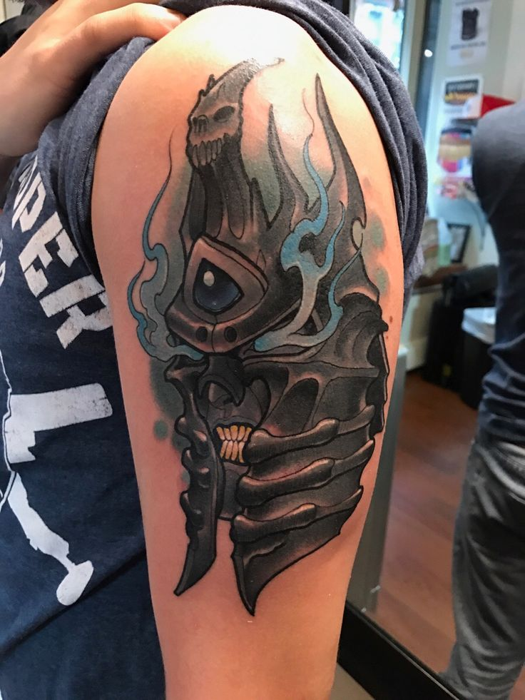 125 best images about tatoo geek on pinterest loki for Lich king tattoo