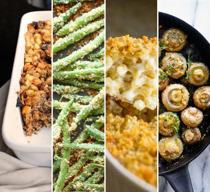 16 Thanksgiving Sides Your Family Might Actually Want to Eat
